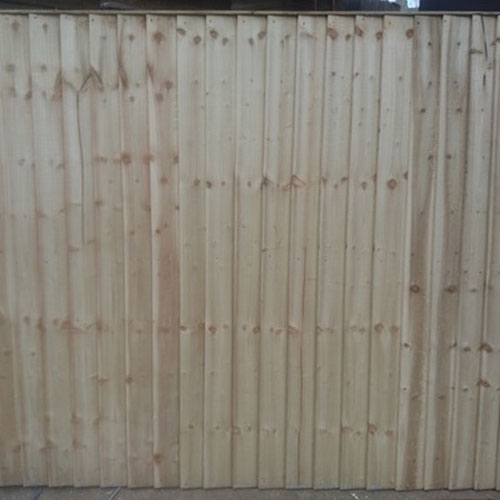 Vertilap Fence Panels