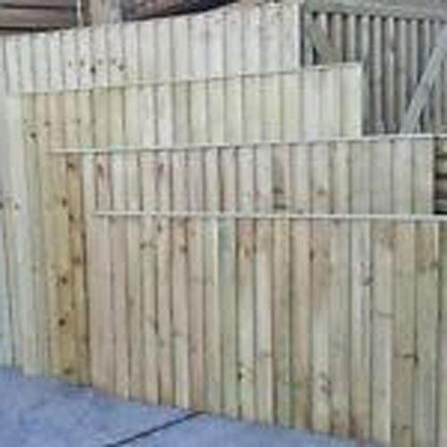 Vertilap Fence Panels