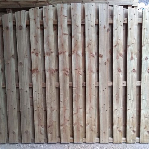 Yorkshire Board Fence Panel