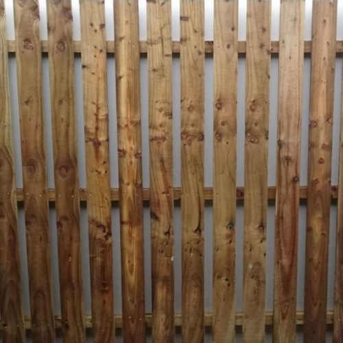 Tanalised Fence Panels | Quality Pressure-Treated Panels in